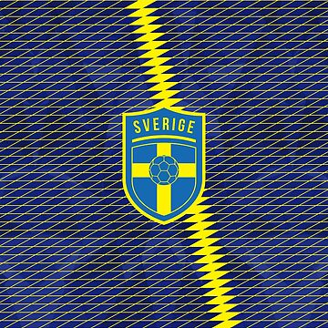 Sweden Football by fimbisdesigns