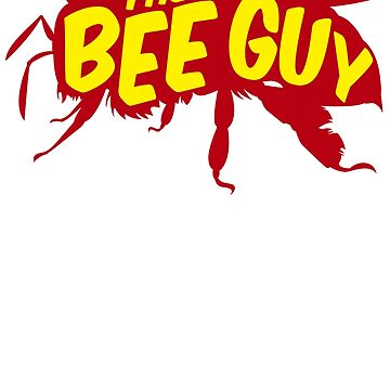 THE BEE GUY Beekeeper  by CrazyWebs
