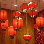 Lanterns In Melbourne by lezvee