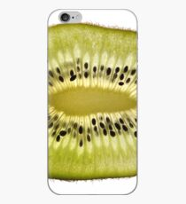 Kiwi slice photo iPhone Case
