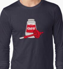 Nerd Paste Long Sleeve T-Shirt