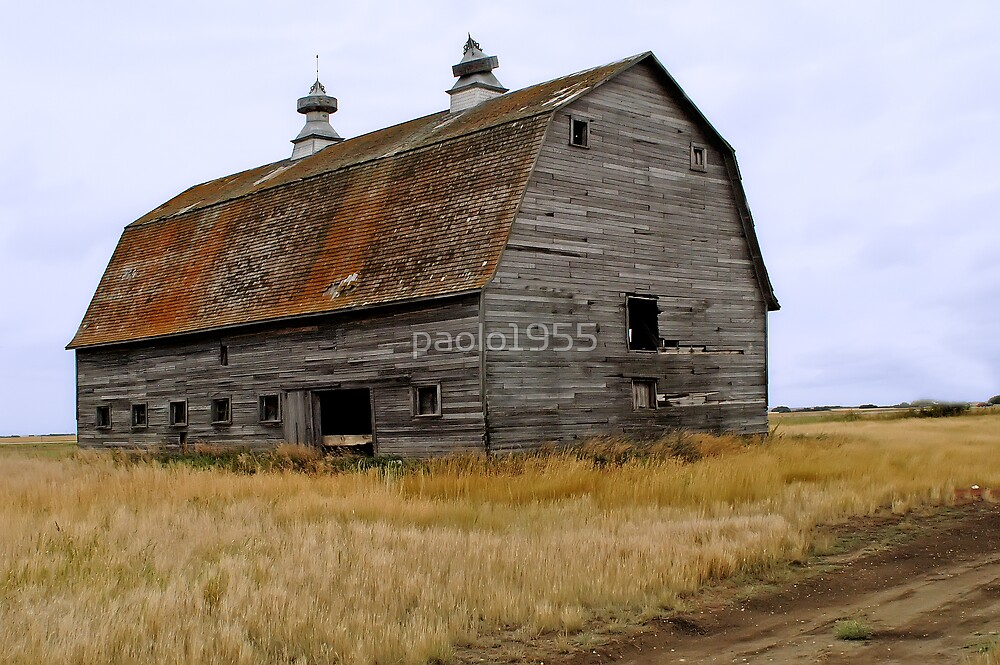 Rusty Roof by paolo1955