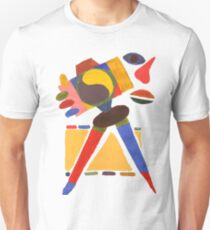 Photographer Abstracted Unisex T-Shirt