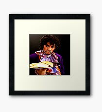 Y'all b*tches want pancakes? Framed Print