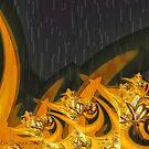 Rainy Day Autumn by rocamiadesign