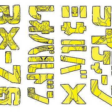 Katakanabots by Tsudo