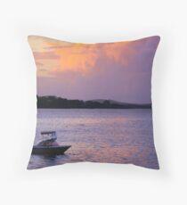 Paihia Sunset Throw Pillow