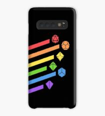 Rainbow Dice Set Tabletop RPG Gaming Case/Skin for Samsung Galaxy