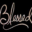 Blessed Glitter Party by Filomena Jack