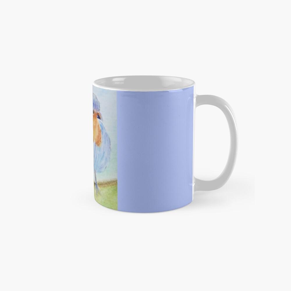 Robin Redbreast Mugs
