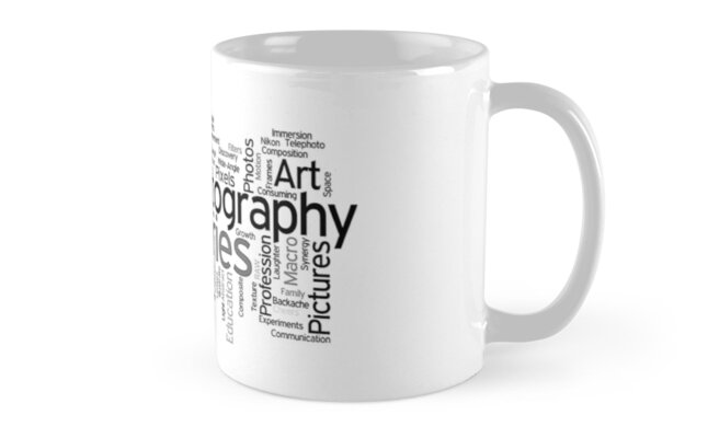 photography word art 5 mugs by robyn carter redbubble