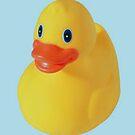 Rubber Ducky by kultjers