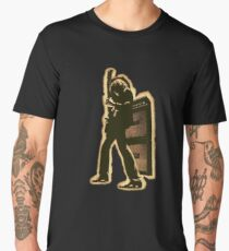 Electric Warrior Men's Premium T-Shirt