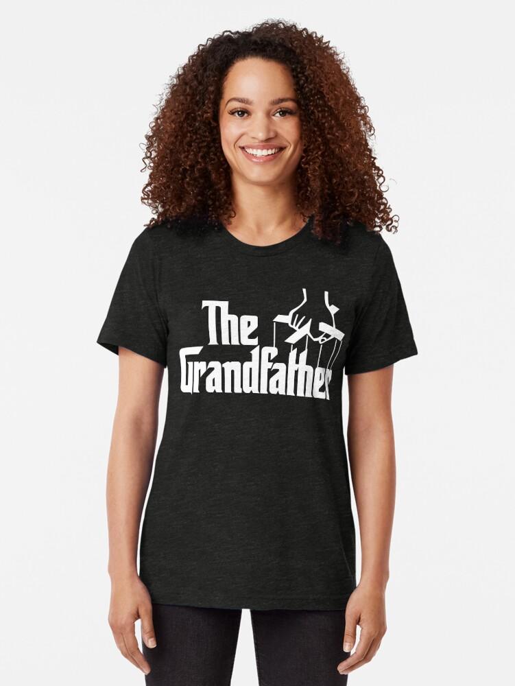 Vista alternativa de Camiseta de tejido mixto Abuelo abuelo