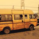 I Be Danfo Driver by Wonuola Lawal