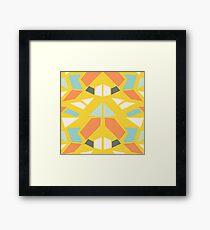 Geometric Dream Framed Print