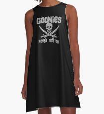 Goonies Never say Die ! A-Line Dress