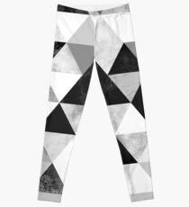 Graphic 202 Black and White Leggings