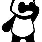 Dabbing Panda by pda1986