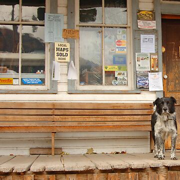 West Virginia Country Store by midnightblue69