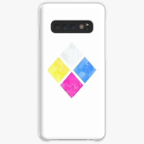 The Diamond Authority - Watercolor Samsung Galaxy Snap Case