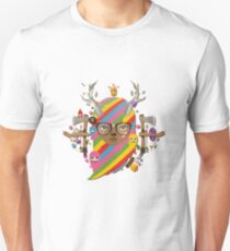 Rainbow Warrior Unisex T-Shirt