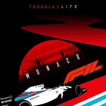 F1 Fomula 1 Monaco 2018 (Formula 1 Life) by customstyle