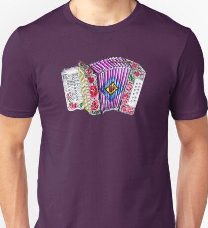 Vintage Akkordeon T-Shirt