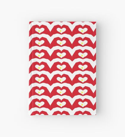We Heart China Patriot Flag Series Hardcover Journal