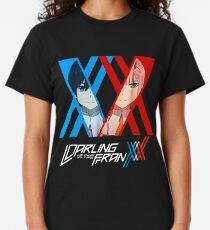 Darling in the Franxx Zero Two x Hiro Classic T-Shirt