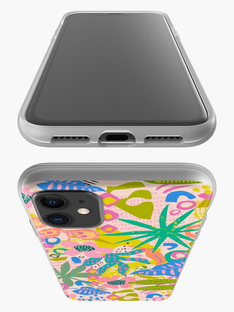 Alternate view of Summer Funk iPhone Case & Cover