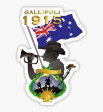 Gallipoli 1915 Sticker