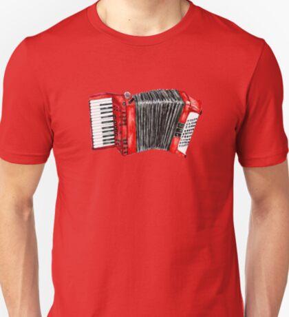 Vintage Akkordeon 2 T-Shirt