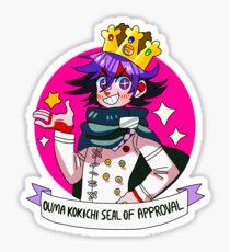 The Burger King Sticker
