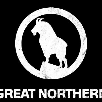 Great Northern Railroad by turboglyde