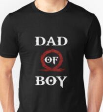 Dad of Boy - God of War Unisex T-Shirt