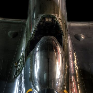 Spitfire MK24 PK683 Cockpit by Nigdaw