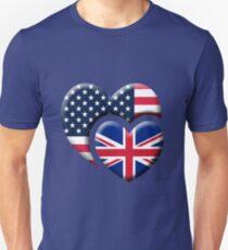 England America  Unisex T-Shirt