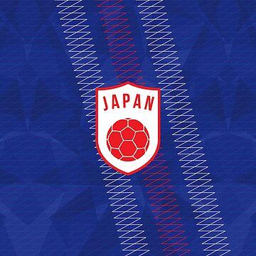 Japan Football by fimbisdesigns