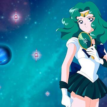 Sailor Neptune Crystal BR v.2 by A-aru