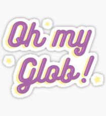 Pegatina Oh mi Glob!