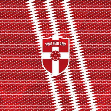 Switzerland Football by fimbisdesigns