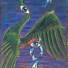 I Dream Of Eyes by Flynnthecat