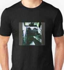Last days of Skinny's Record Basement Xpro Holga Brisbane Unisex T-Shirt