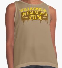 Welcome to the wrong movie Contrast Tank