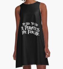 A Pirate's Life A-Line Dress