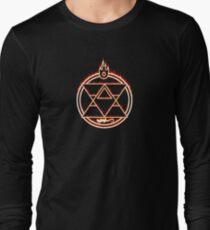 Der Flammenalchemist Langarmshirt