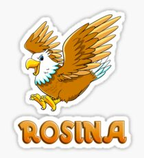 Rosina Eagle Sticker Sticker