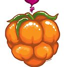 Akpik (Cloudberry) in LOVE by Rainey Hopson