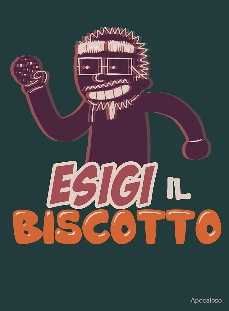 Rikkardo - Esigi Il Biscotto by Apocaloso